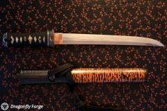 Hamidashi Tanto Blade